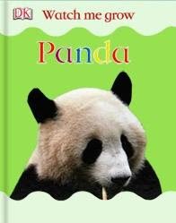 McDonalds DK Watch Me Grow Books - Panda