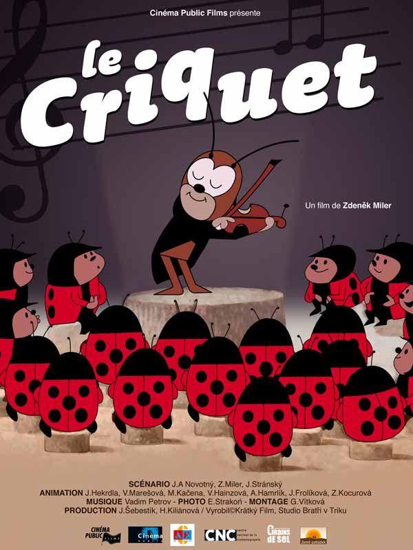 Le+Criquet dans LES AFFICHES DE FILMS