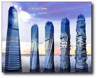 Lokos y xifladas arquitectura en dubai for Edificio movil en dubai