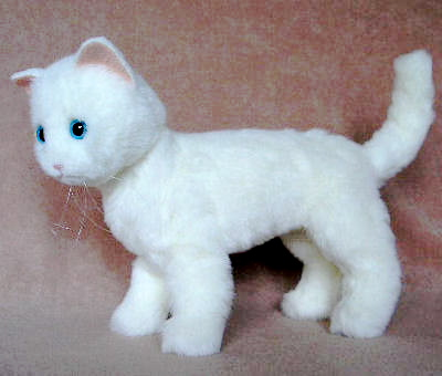 Creative ideas for you free stuffed kitten pattern and - Cat clothing patterns free ...