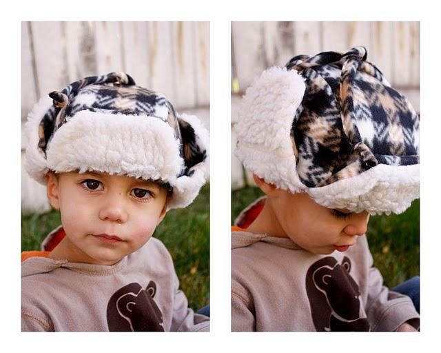 Маленькая шапка своими руками