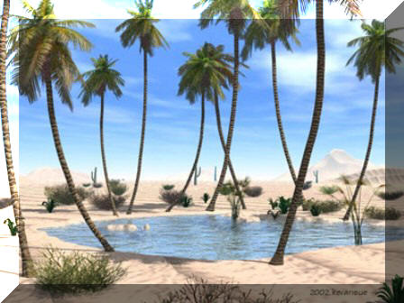 Electrical Engineer: In search of an Oasis! Oasis Geography