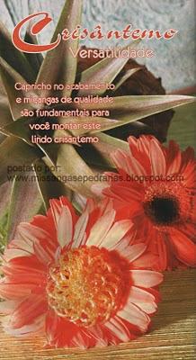 CRISÂNTEMOS DE MISSANGAS