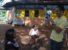 Entrevista com ex diretora da escola