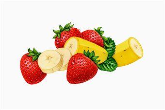 [strawberry+bannanas]