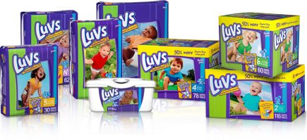 [luvs+diapers]
