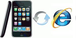 Internet explorer для iphone - фото 9