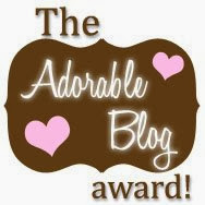 Adorable Blog Award