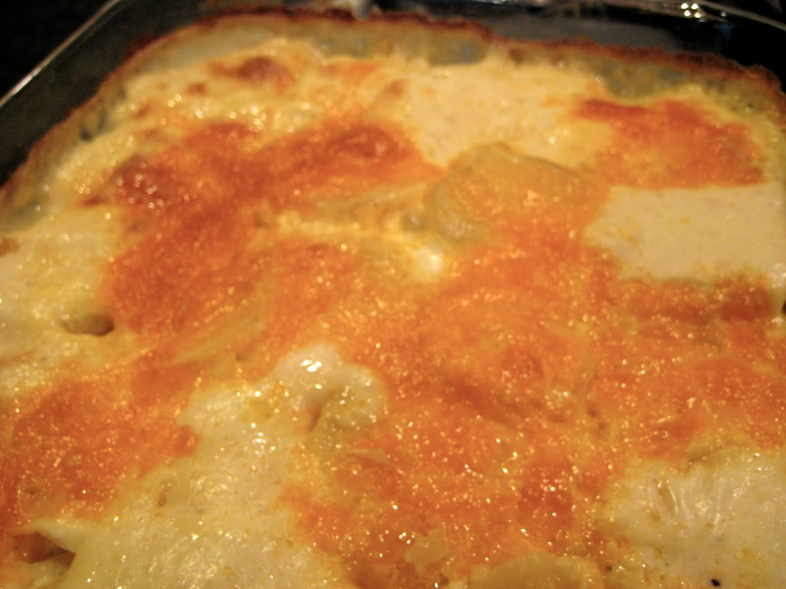 Joy in Cooking: Perfect Potatoes Au Gratin