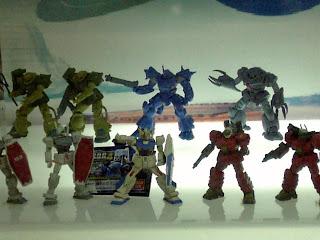 gacha figures
