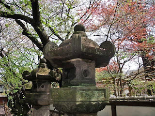 stone lantern