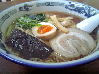 tokyo style shoyu ramen
