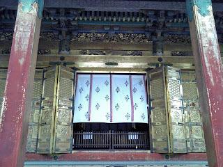 Haiden(worship hall)