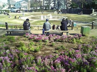 amanuma bentenike park