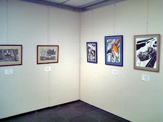 Kirie exhibitation.