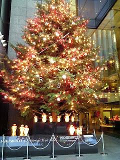 mikimto christmas tree 2009