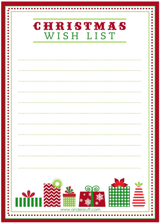 "Dear Santa Wish List Free tags, ""dear santa"" letter"