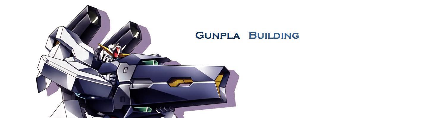 gunpla-building