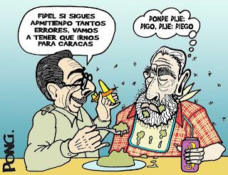 Fidel, plus ça change...! dans Cuba TIRA-582-WEB