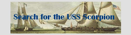 Search for the USS Scorpion