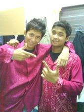 me n my frenzz...faiz.....
