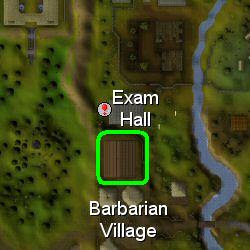 how to get to moss giants in edgeville dungeon