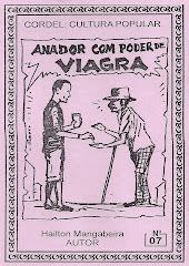 Cordel: Anador com Poder de Viagra. nº 07