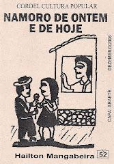 Cordel: Namoro de Ontem e de Hoje, nº 52. Dezembro/2006
