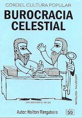 Cordel: Burocracia Celestial. nº 59. Junho/2007