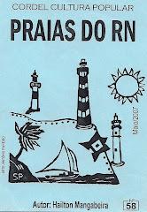 Cordel: Praias do RN. nº 58. Maio/2007