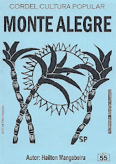 Cordel: Monte Alegre. nº 55. Março/2007