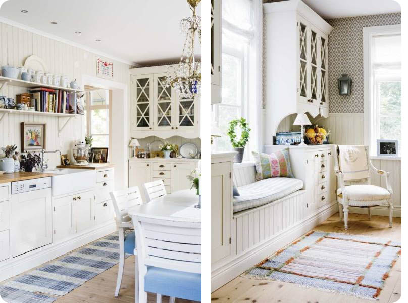 english nordic style home shabby home arredamento