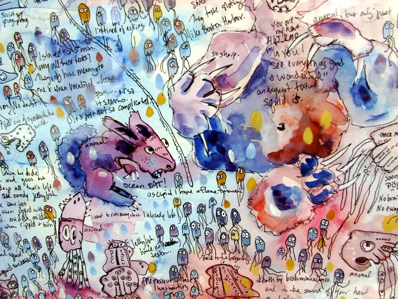 Vermont Art Zine: March 2010
