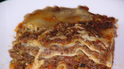 The Ultimate Lasagna Bolognese