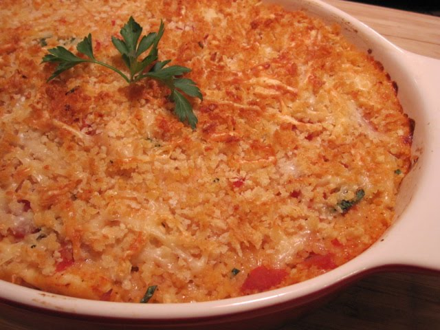 Stirring The Pot Italian Baked Chicken With Pastina