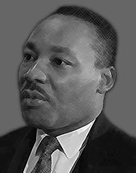 Martin luther king jr biography summary