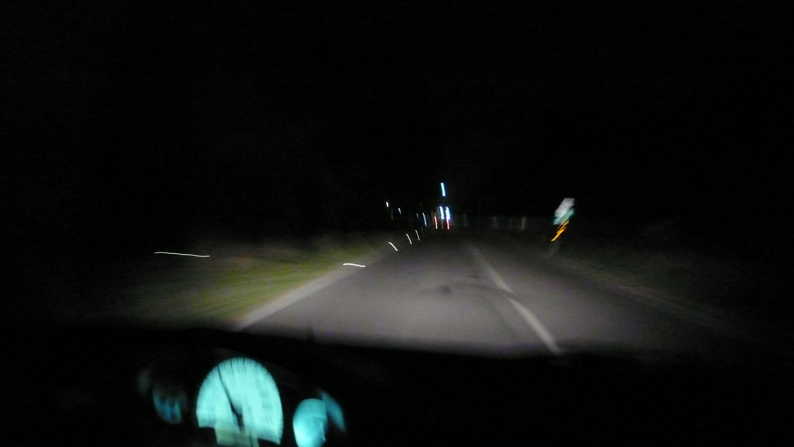 driving in the dark essay Windows down, radio loud, no particular place to go laura barton on why she adores a night drive.