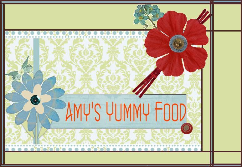 Amy's Yummy Food