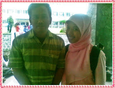 Ristina Mirwanti and Mr. Iyus Yosep, S.Kp., M.Si.