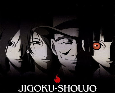 Hell Girl a.k.a Jigoku Shoujo