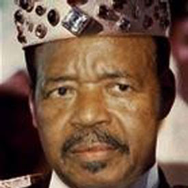Cameroun,les menaces � l�unit� nationale: La long�vit� de Paul Biya au pouvoir :: CAMEROON