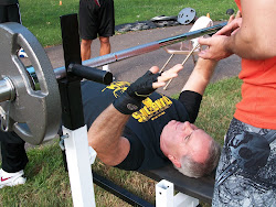 Mike Walden at The IBPA Strong Man Contest July 2010