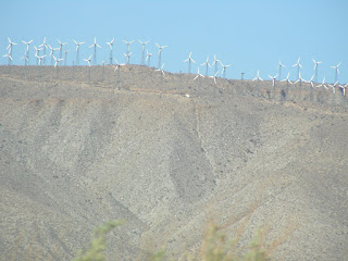 windmills on a ridge