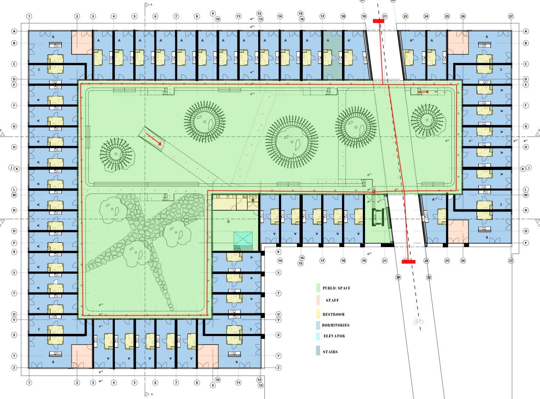 Dormitory floor plans baby nursery 5 room floor plan for Nursery room design tool
