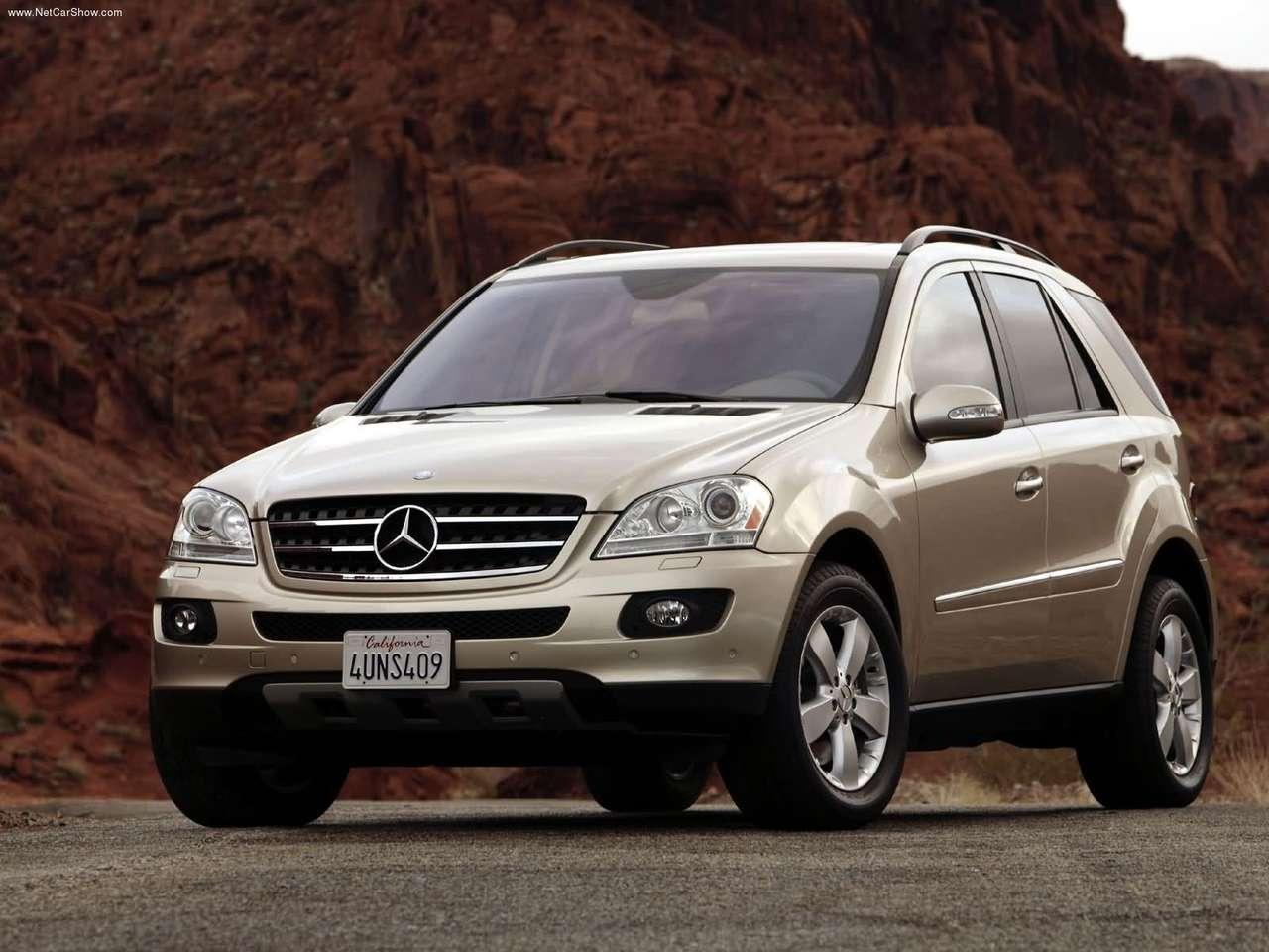 2006 mercedes benz ml500 for Mercedes benz ml500
