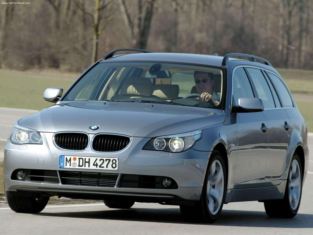 performance of cars: 2005 BMW 530d Touring