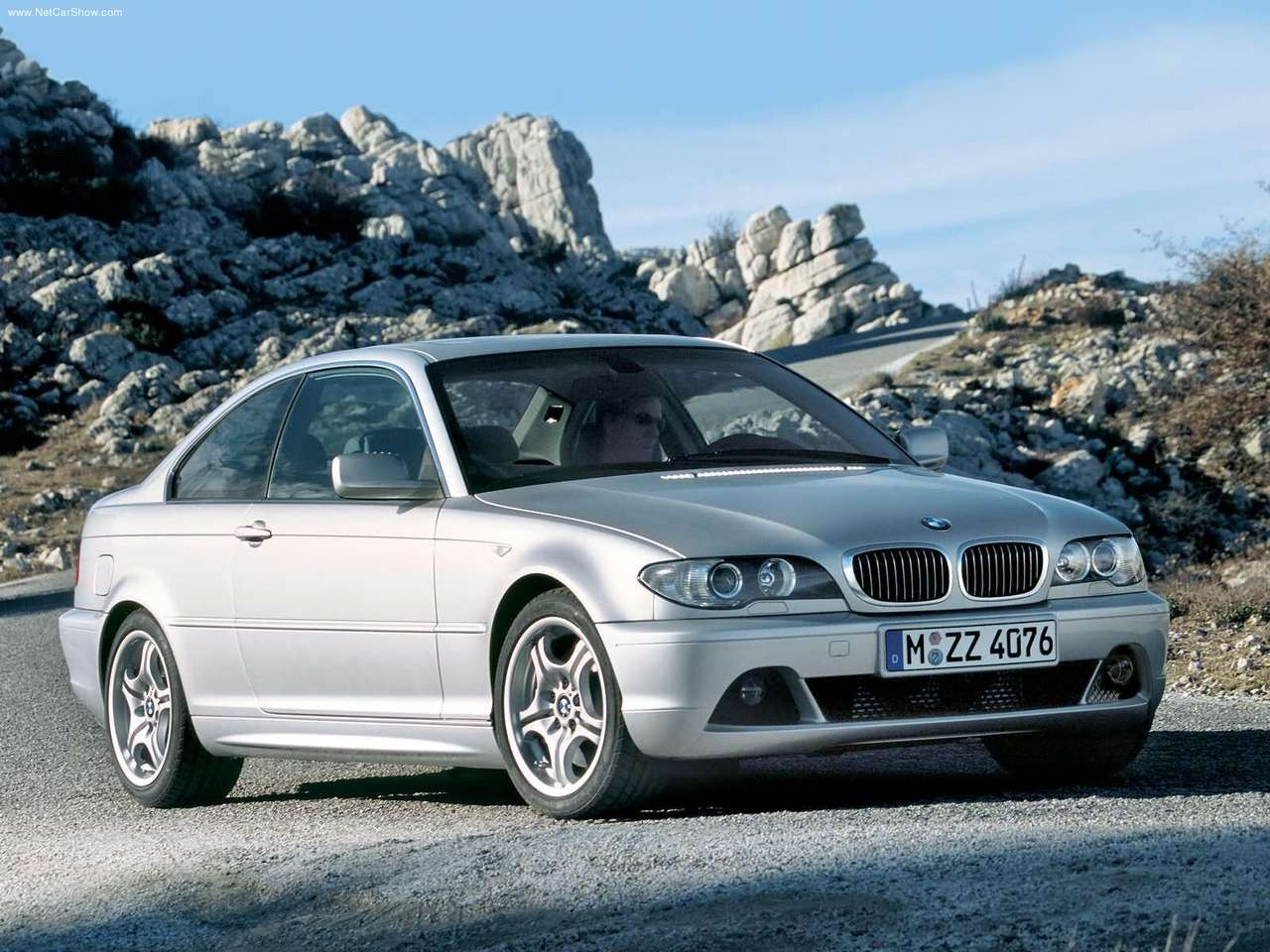 BMW - Auto twenty-first century: 2004 BMW 330Cd Coupe
