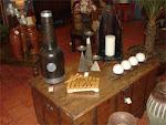 El Mtro. también ha creado Xilófonos de ornato