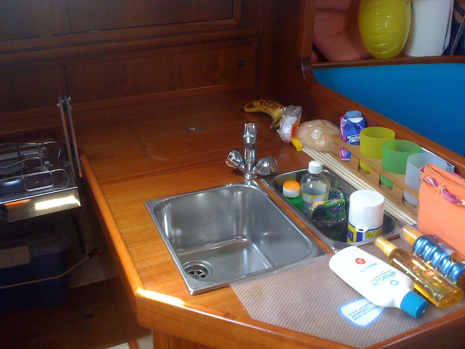Richard betti navigare con arusha - Blocco cucina 160 cm ...