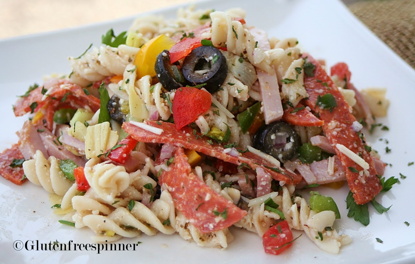 Italian Pasta Salad Recipes — Dishmaps